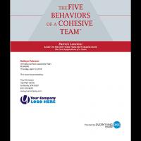 five behaviors of a cohesive team profile disc partners